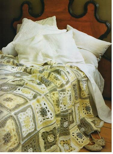 مفارش سرير كروشية بالبترون ,طريقة عمل مفارش كروشية للسرير روعه بالباترون2013 dddCama041.jpg?imgmax=512