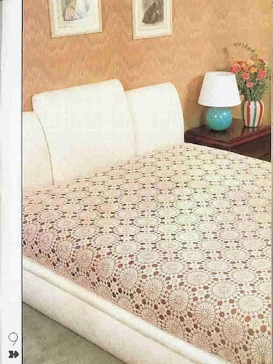 مفارش سرير كروشية بالبترون ,طريقة عمل مفارش كروشية للسرير روعه بالباترون2013 dddCama043.jpg?imgmax=512