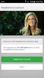 Neighborhood Cashback screenshot 0