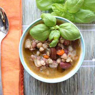 Bean and Vegetable Soup Recipe