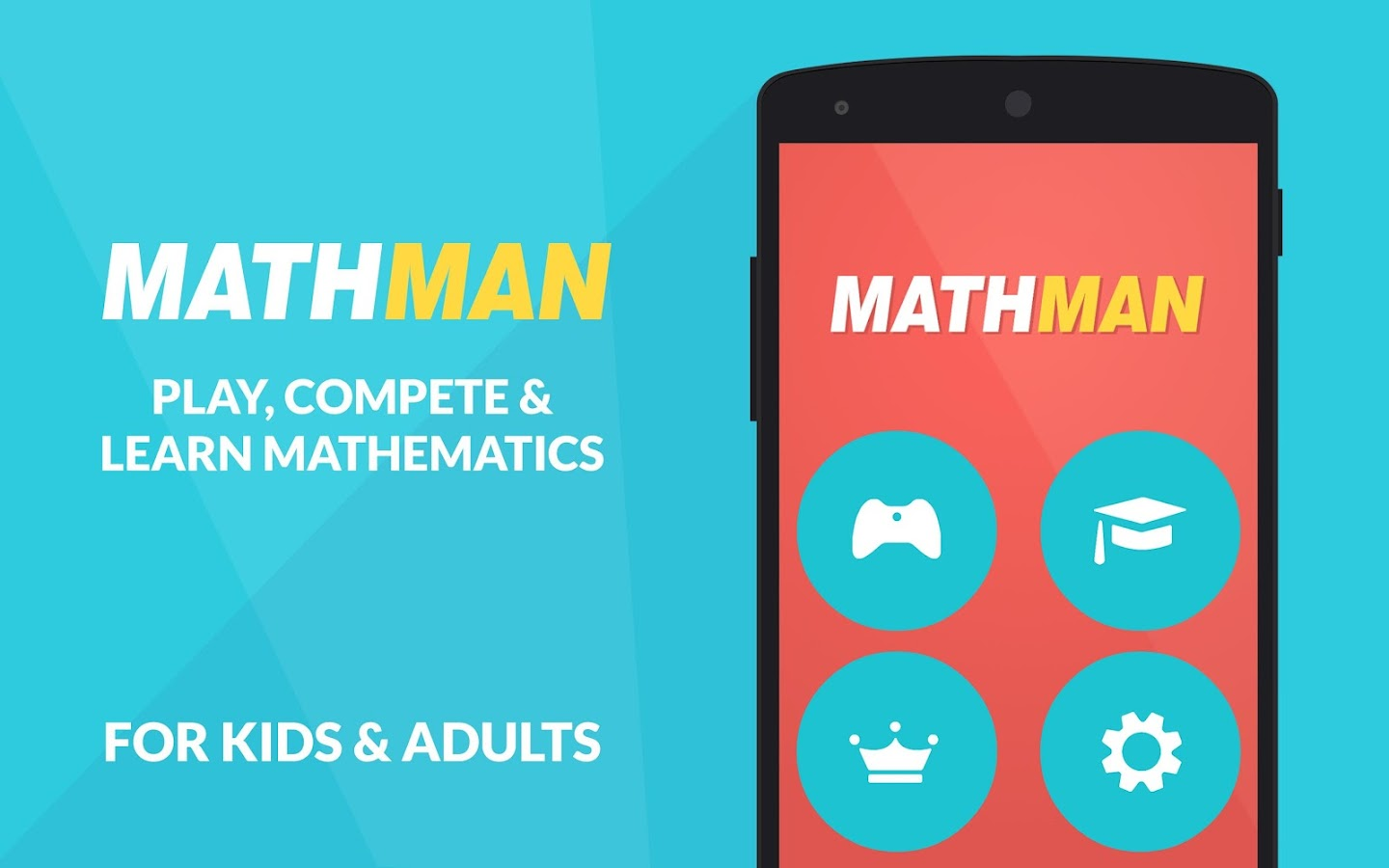 Mathman - Basic math (for Kids) – Android Apps on Google Play