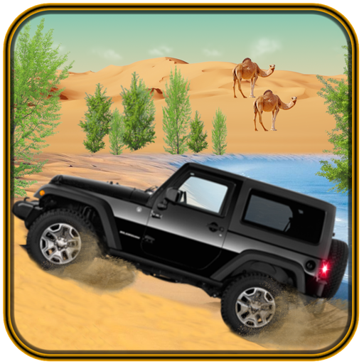 Offroad Desert 4x4 SUV Drift Rally Safari Race