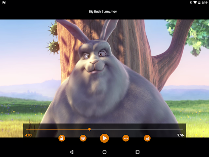 VLC for Android Capture d'écran
