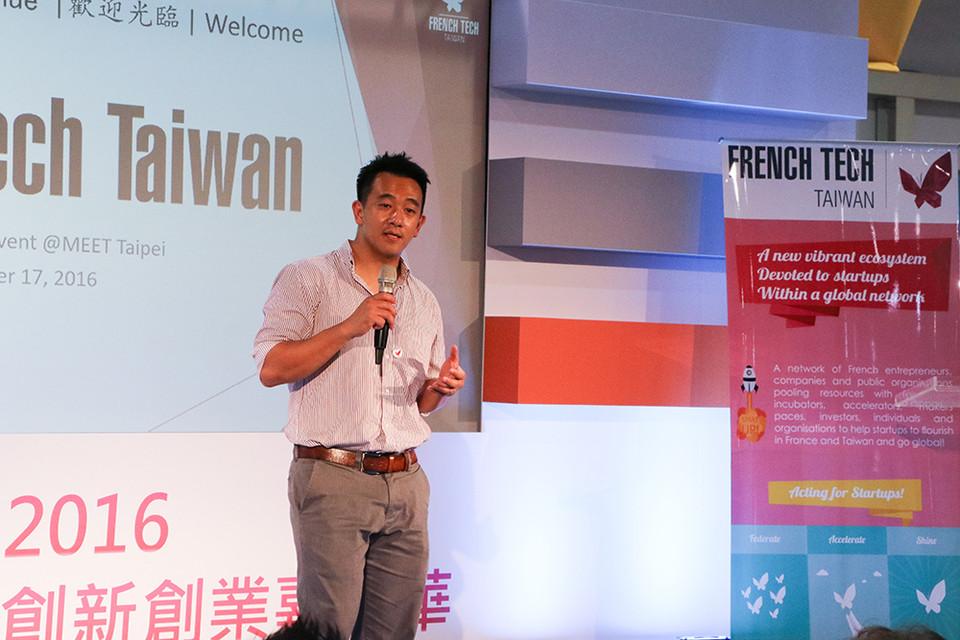 Momday Dok, Kaneoh (Ambassador French Tech Taiwan)
