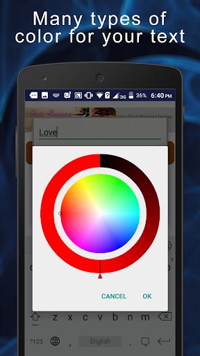 Focus N Filter-Girls Name Art screenshot 5