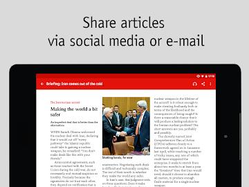 The Economist Screenshot 14