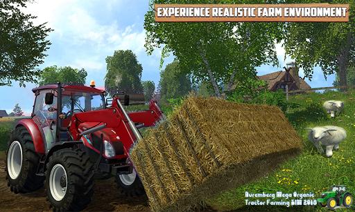 Nuremberg Mega Organic Tractor Farming SIM 2020 screenshots 6