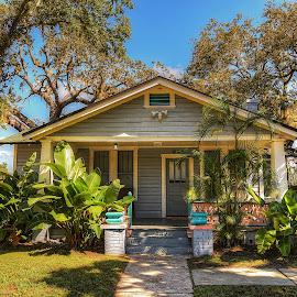 Dunedin, Florida. by Edward Allen - Buildings & Architecture Homes (  )
