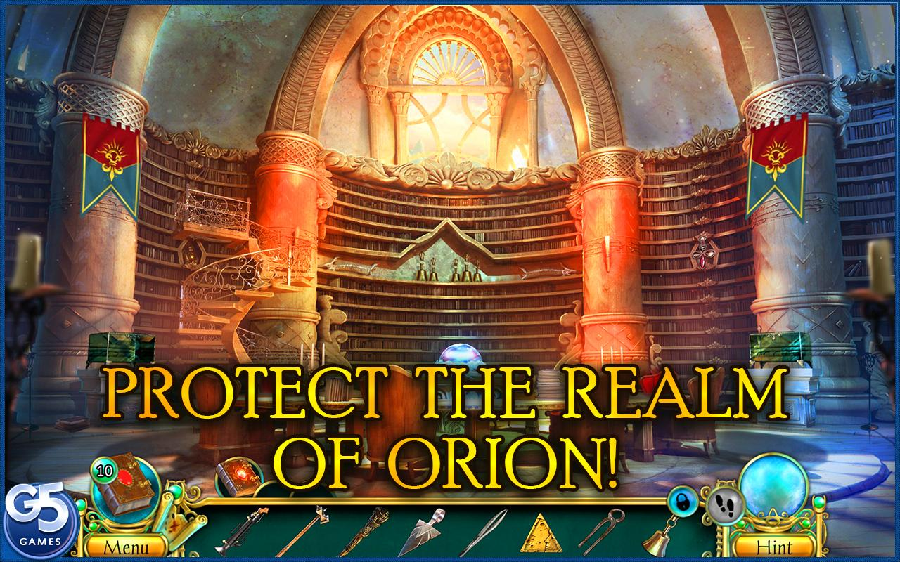Myths of Orion: Light from the North- screenshot