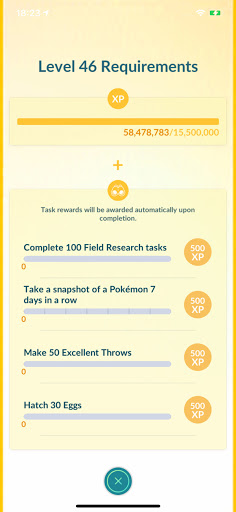 GO Beyond - Maximallevel 50 in Pokémon GO 3