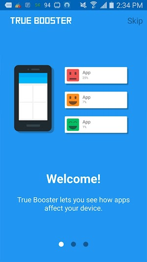 6 True Booster | Speed Cleaner App screenshot