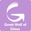 Great Wall China Travel Guide icon