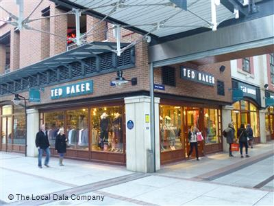 08d4fc0f3b92 Ted Baker Factory Outlet on Gunwharf Quays - Fashion Shops in City ...