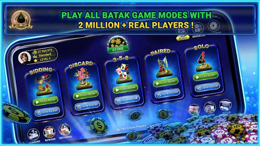 Batak Club: Online Batak Eşli Batak İhaleli Batak 5.16.1 screenshots 2