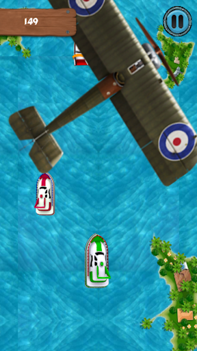 Sea Fury - Jet Boat Racer
