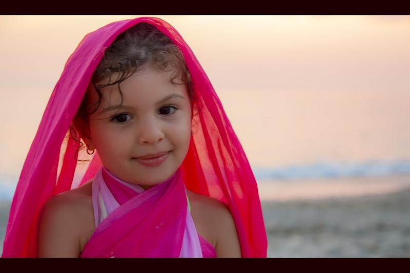 La principessa del deserto... di Pasquale Russo