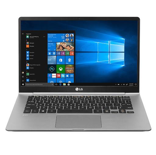 Máy tính xách tay/ Laptop LG 14Z980-G.AH52A5 (I5-8250U) (Bạc)