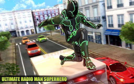 Radio Man: The Ultimate Super Hero 1.2 Screenshots 11