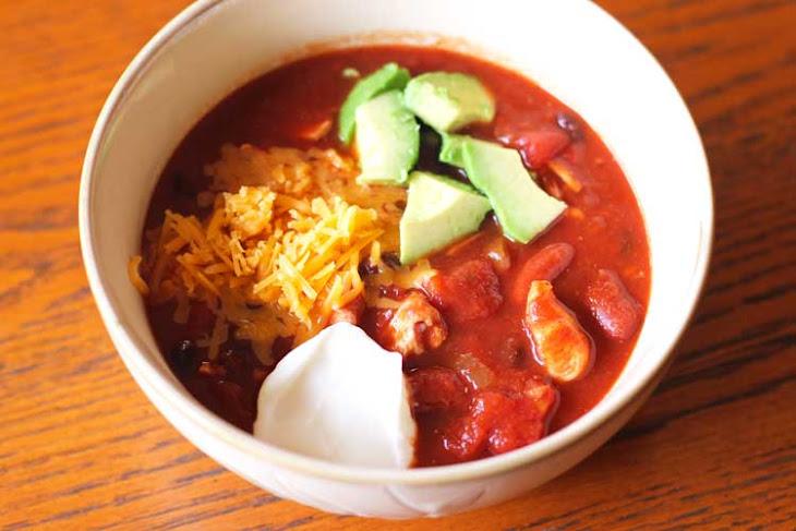 Chicken And Black Bean Tostizzas Recipes — Dishmaps