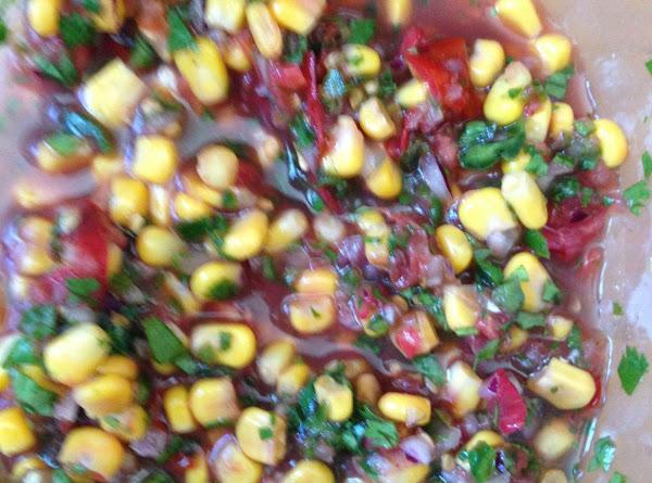 Hearty Corn Salsa Recipe