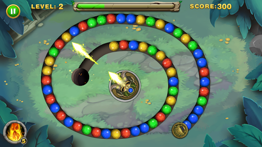 Jungle Marble Blast - Boom! 1.3.1 screenshots 2