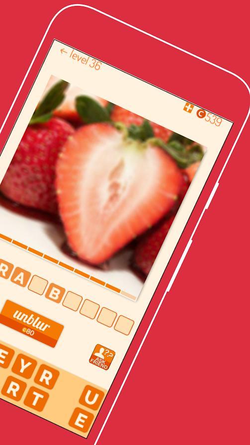 unblur.app: Picture Quiz Photo Guessing