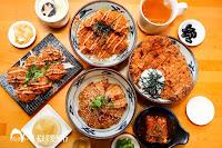 伊丼「日式丼飯」