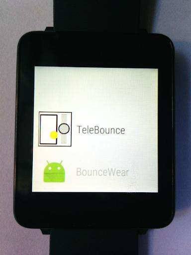 TeleBounce Mobile+Wear game