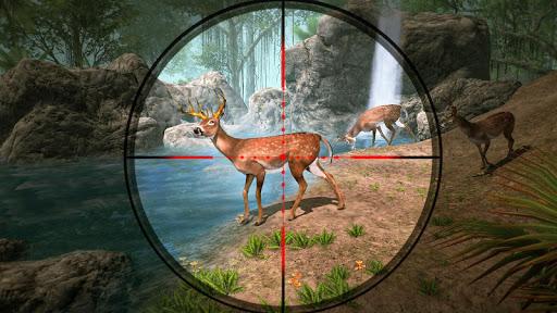 Code Triche cerf chasseur Jeu APK MOD (Astuce) screenshots 1