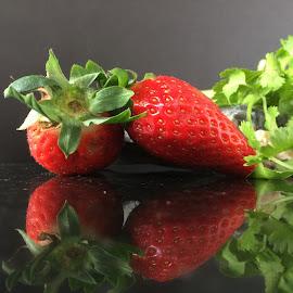 still life by Janette Ho - Food & Drink Fruits & Vegetables