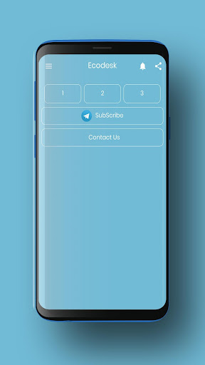 Ecodesk screenshot 2