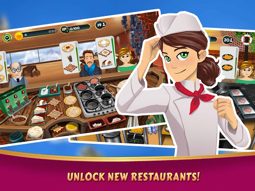 Kebab World - Chef Kitchen Restaurant Cooking Game 1.18.0 Screenshots 8