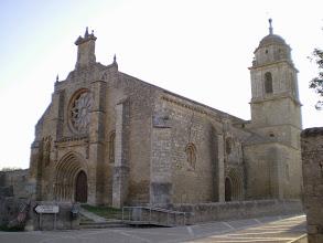 Photo: Etapa 14. Colegiata Virgen del Manzano. Castrojeriz.