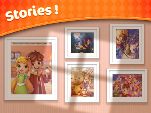 Jellipop Match-Decorate your dream townuff01 Screenshots 15