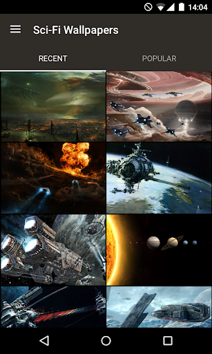 Sci-Fi and Space Wallpapers HD