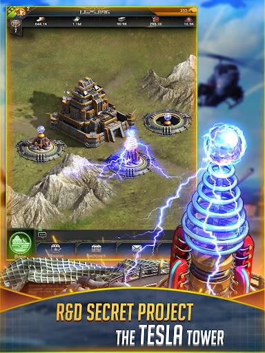 Nida Harb 3: Alliance Empire | MMO Nuclear War 1.6.53 screenshots 9
