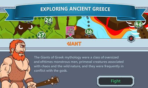 Math Games - Zeus vs. Monsters 1.19 screenshots 3