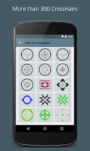 App Custom Aim - Crosshair Assistant APK for Windows Phone