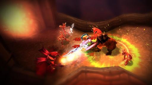 BLADE WARRIOR: 3D ACTION RPG screenshots 2