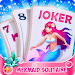 Solitaire Mermaid & Fish Icon
