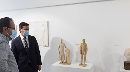 El Museo Ibáñez incorpora a su colección el legado del escultor Francisco López