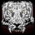 Pixel! Tiger Live Wallpaper icon
