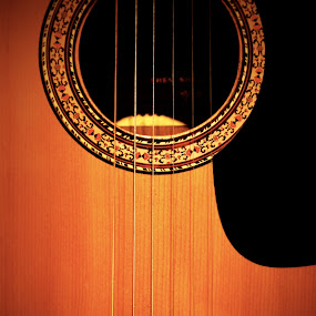 Acoustic Guitar by Rony Nofrianto - Artistic Objects Musical Instruments ( kapok, acoustic guitar body, acoustic guitar, artistic acoustic guitar )