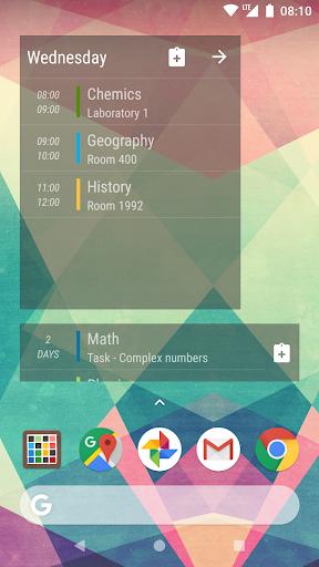 Timetable  screenshots 8