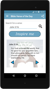Bible Verse of the Day NIV- screenshot thumbnail
