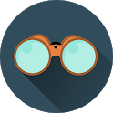 Binoculars & Light icon