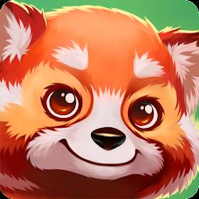мир животных - Моя красная панда