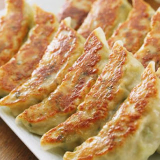 Shrimp Gyoza (Japanese Potstickers)