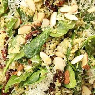 Spinach Quinoa Salad.