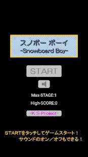 -Snowboard Boy- Snowboard Boy - náhled
